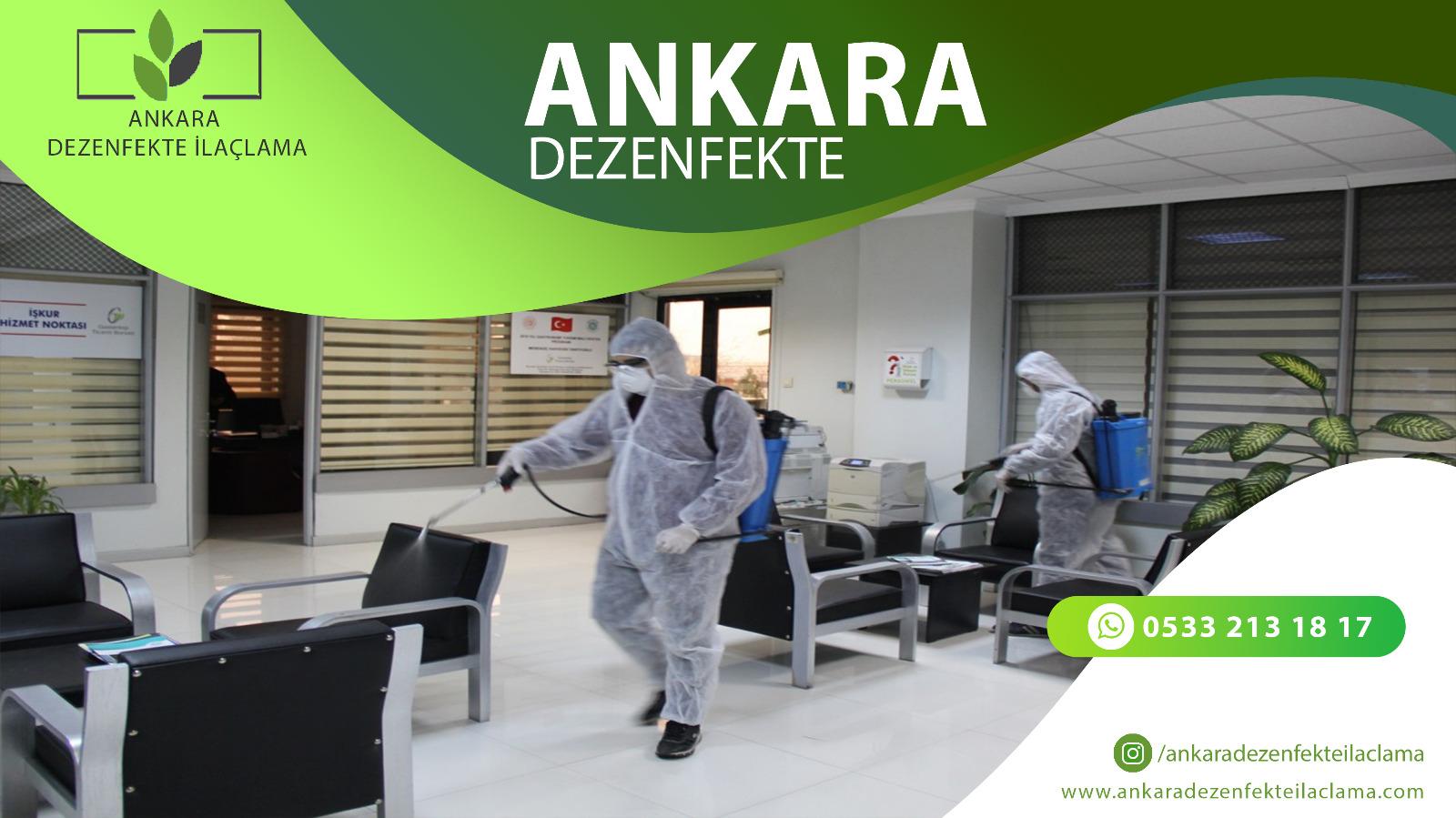 OFİS Dezenfekte